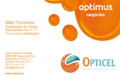 opticel businesscard